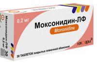 Таблетки от давления Моксонидин: инструкция по применению