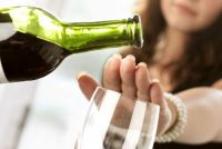 Снижение употребления  алкоголя
