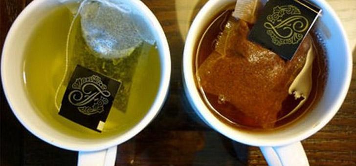 Какой чай понижает давление: черный или зеленый