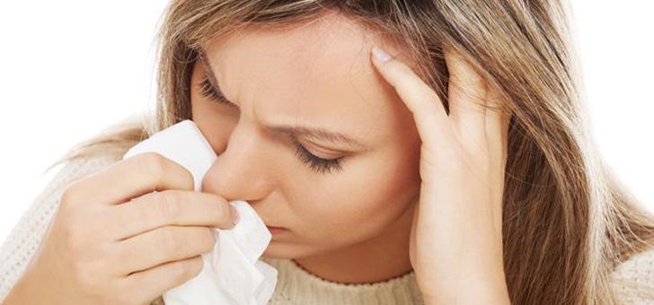 Носовое кровотечение при гипертоническом кризе