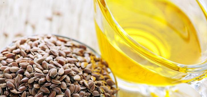 Льняное масло от давления