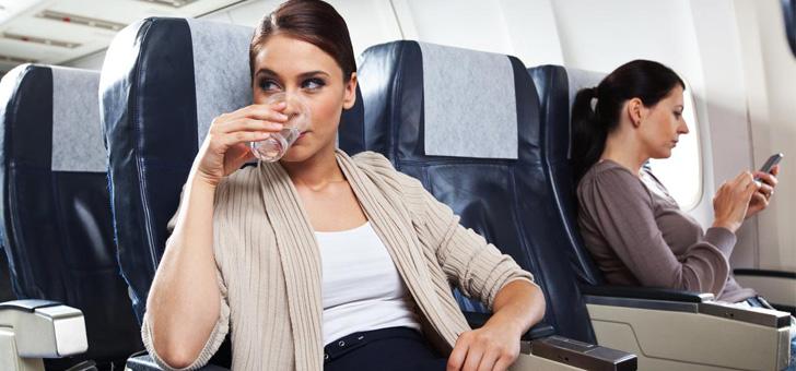 В самолете артериальное давление повышается или понижается