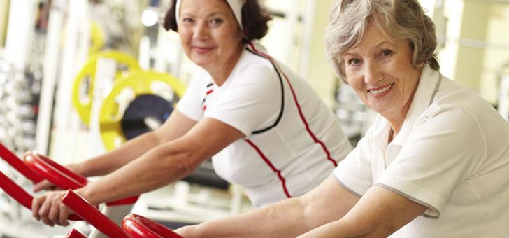 Велотренажер при гипертонии: польза или вред, программа занятий