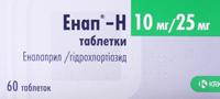 Таблетки от давления Энап: инструкция по применению