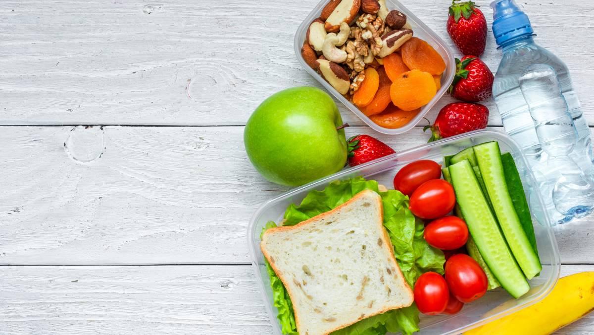 Соблюдение сбалансированной диеты