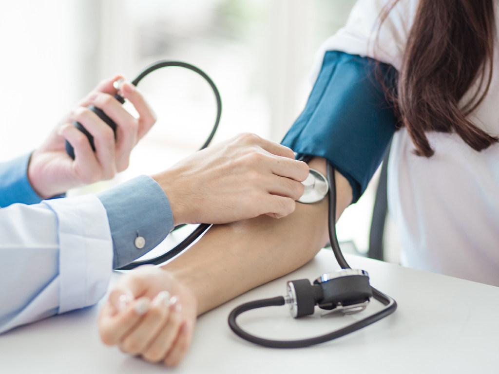Cимптомы высокого артериального давления