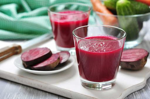 Свекольный сок поможет избавиться от высокого давления раз и навсегда