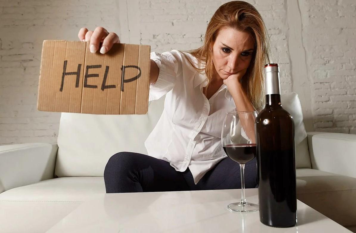Причины возникновения женского алкоголизма